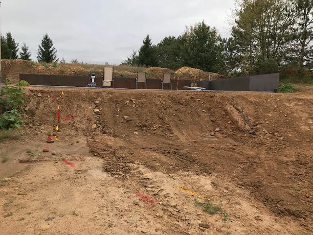 Pre-Boulder Wall