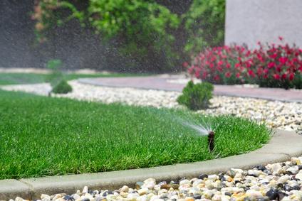 Landscape Irrigation Installation